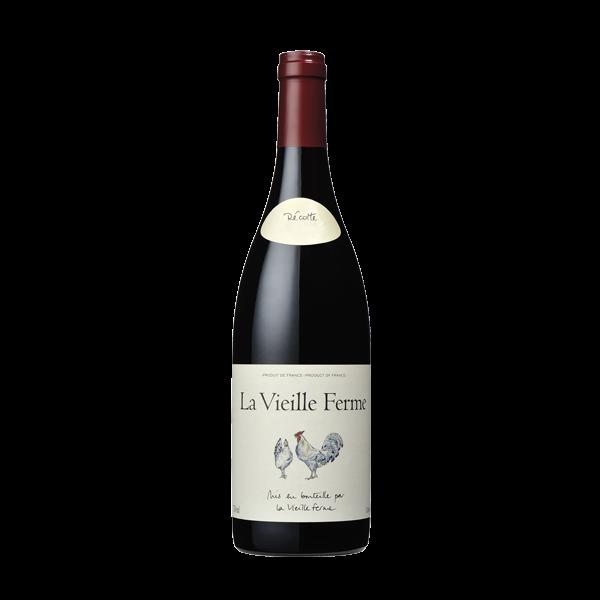 La Vieille Ferme Red Rhône France 2019