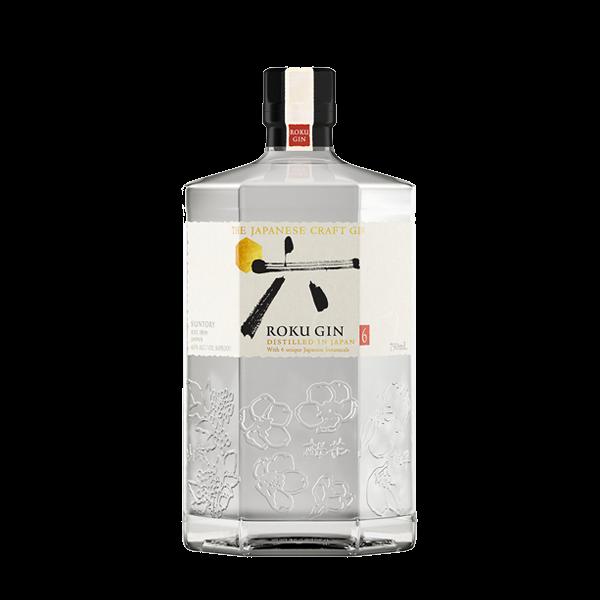 Roku Suntory Japanese Gin 70cl