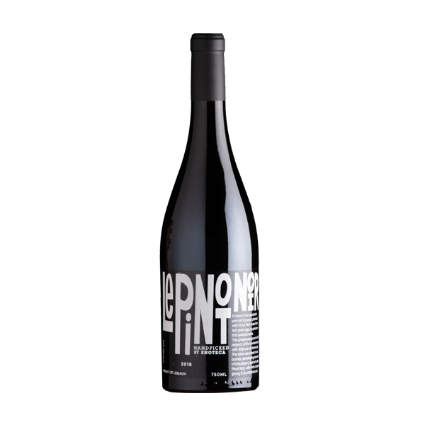 Le Pinot Noir by Enoteca Lebanon 2018